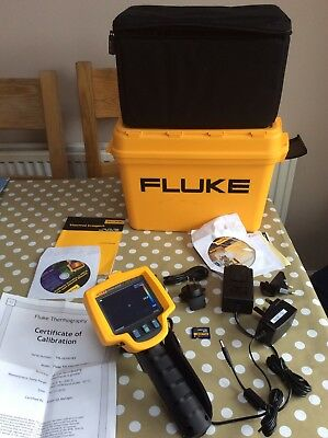 Fluke Ti9 Thermal Imaging Camera Complete Kit