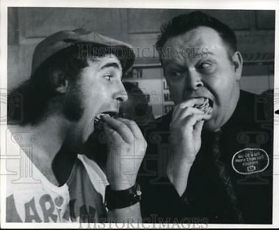 1974 Press Photo Mariano Pachetti and Don Robertson - cva41370