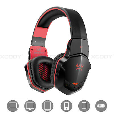 Bluetooth Casque Gaming pour PC PS4 Xbox One Nintendo Switch 7.1 Surround Sound