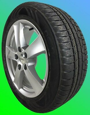 4 alloy winter wheels OPEL Astra J 5x105 215/55 R16 97V NOKIAN