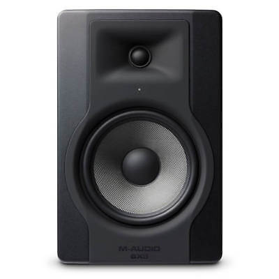 M Audio BX8-D3 Powered Studio Reference Monitor