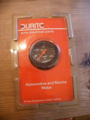 DURITE Oil Temperature Gauge Part no.0-533-15