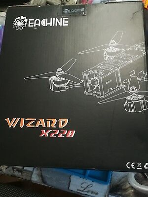 Dron Eachine Wizard X220