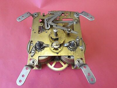 8 Day clock movement  - Smiths Industries [Enfield Clock Company]