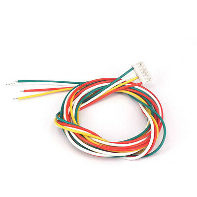 5 Sets 6-Pin Connector w/ 1Meter 4-wire Plug Wires Cables For Stepper Motor