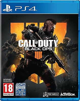 Call of Duty: Black Ops 4 | PlayStation 4 PS4 New (4)