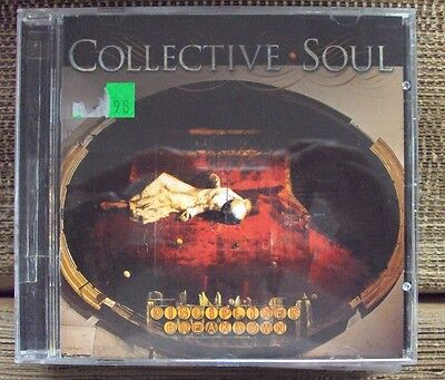 COLLECTIVE SOUL Disciplined Breakdown CD late-90's alt-rock