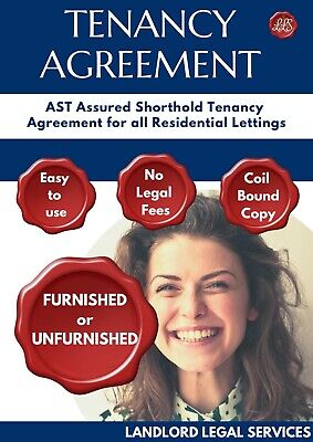 2x New2018 AST Company Let Shorthold Tenancy Agreement PROFESSIONALLY COILBINDED