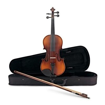 Student Full Size 4/4 Violin by Gear4music Antique Fade