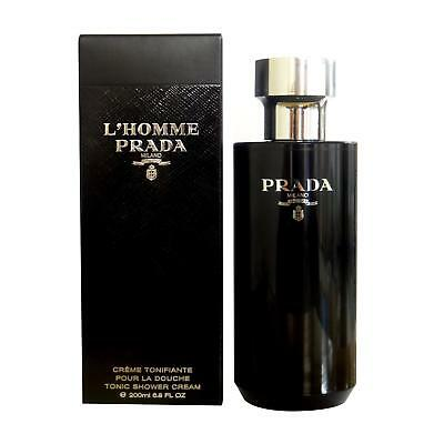 Prada L'Homme Prada Men Shower Cream 200ml