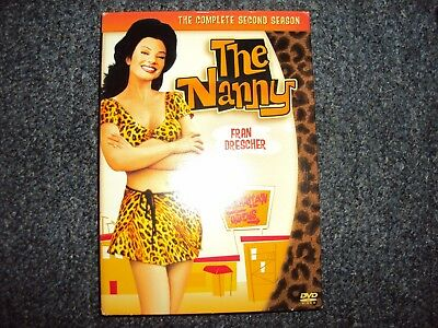 The Nanny - The Complete Second Season (DVD, 2006, 3-Disc Set)