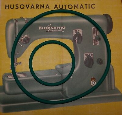 Sewing Machine Drive Belts HUSQVARNA 21 Automatic  Vintage Replacement Parts