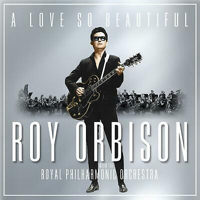 Roy Orbison & The Royal Philharmonic Orchestra - A Love So Beautiful Cd New