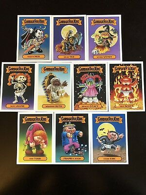 Garbage Pail Kids Oh The Horror-Ible Classic Monster 20 Card Set 2018
