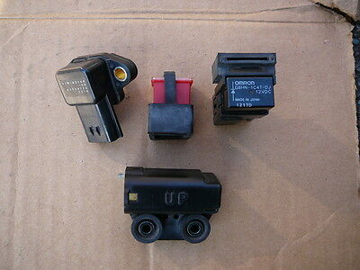 2007 Yamaha FJR1300 FJR 1300 4 Different Spare Relays or Sensors