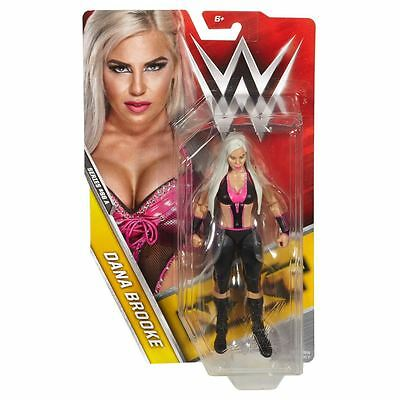 Wwe Dana Brooke Nxt Women Basic Series 68 68B Wrestling Mattel Wwf Action Figure