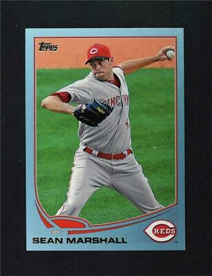 2013 Topps Wal-Mart Blue Border #251 Sean Marshall - NM-MT