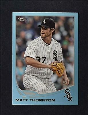 2013 Topps Wal-Mart Blue Border #292 Matt Thornton - NM-MT