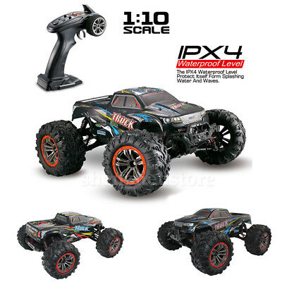 XINLEHONG 9125 2.4GHz 1:10 Brushed 4WD 46km/h High Speed Off-road RC Truggy Car