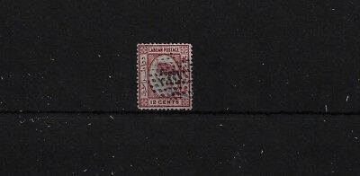 Labuan Sg15, 8C On 12C Postally Used, Dotted Cancel, Cat £160