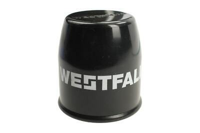 Westfalia Branded Tow Ball Cover Black Plastic Campervan Motorhome Accessory