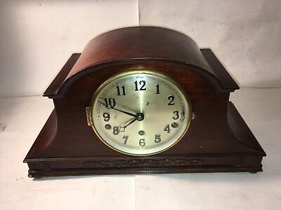 Antique Westminster Chime Mantel Clock