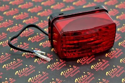 NEW Rear TailLight Lens YAMAHA GRIZZLY WOLVERINE TIMBERWOLF BEAR TRACKER 250 350