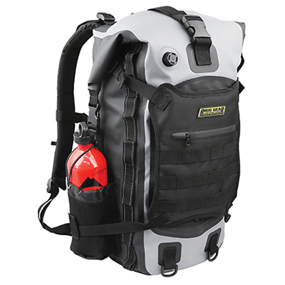 Nelson Rigg SE-3040 40L Hurricane Waterproof  Motorcycle Backpack / Tail Pack