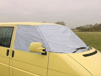 VW T4 Transporter 1990-2003 External Thermo Silver Screen Windscreen Cover