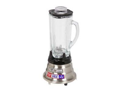 Waring MBB518 Food & Beverage Brushed Stainless Blender 550W