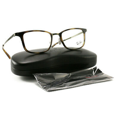b20ed97f2a0 NEW RAY-BAN RB 6355 2923 Green Eyeglasses Authentic Rx Rb6355 47-20 ...