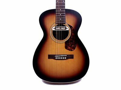 Guild M-240E Troubadour Acoustic Electric Guitar w/ Gigbag
