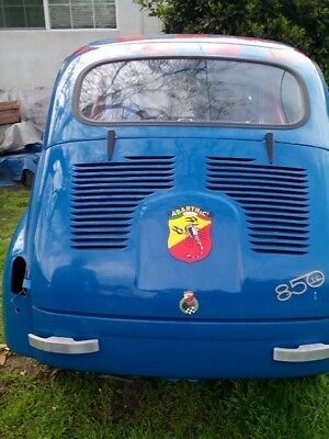 1964 Fiat Other  1964 Fiat 600