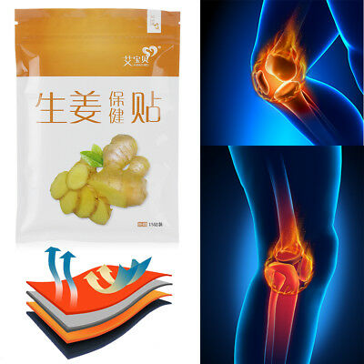 Slimming Improve Sleeping Detox Foot Patches Detoxifying Pads Ginger Herbal