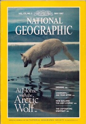 national geographic-MAY 1987-WOLVES.