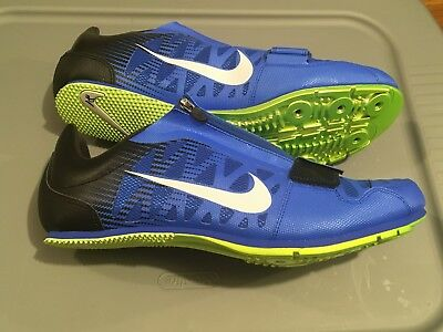 quality design c8c1e fb9c0 NEW Nike Zoom LJ4 Track and Field Spikes Long Jump Spikes SZ 12.5 415339-413