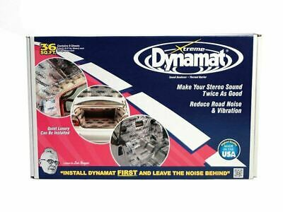 Dynamat Xtreme Extreme Bulk Pack Car Black Noise Reduction Proofing DYN10455