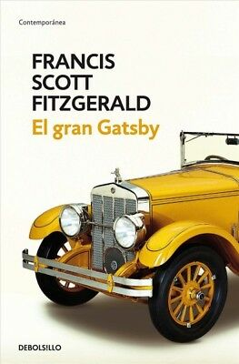 El gran Gatsby/ The Great Gatsby, Paperback by Fitzgerald, F. Scott; Pinas, E...