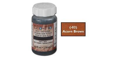 Eco-Flo All-In-One - 4.4 oz - Acorn Brown (2605-03) [WBL]