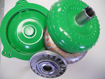 GM 350 TH350, TH400,  Powerglide Stall 3500 Torque Converter 9.5