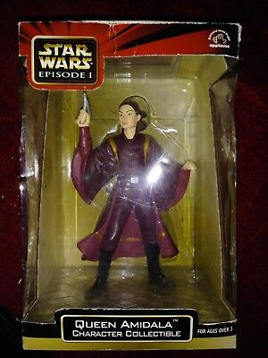 Star Wars Episode 1: Queen Amidala Collectible Figurine