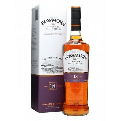 Bowmore 18 Year Old 700Ml