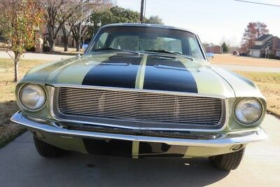 1967 Ford Mustang GT-350  ---- 289 1967  Ford GT350 Mustang 289 Automatic