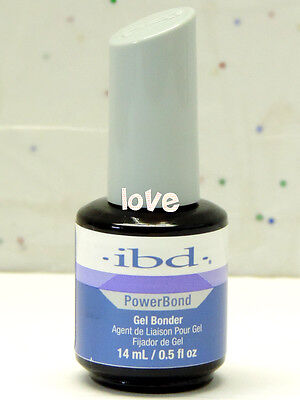 IBD Just Gel Polish UV/LED Gel Bonder Coat PowerBond 15ml/0.5fl.oz