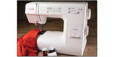 Janome Hd-3000 Sewing Machine (3797-00) [Wbl]