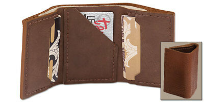 Bison Tri-Fold Wallet Kit (44066-06) [Wbl]