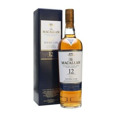 The Macallan Double Cask 12 Year Old 700Ml