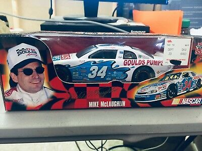 Racing Champions Nascar #34 Goulds Pumps Chevy 1:24 Scale Diecast