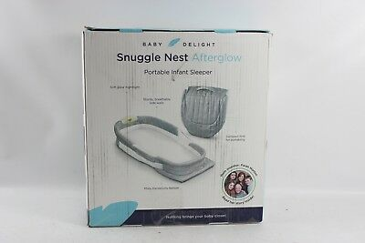 Baby Delight Snuggle Nest Afterglow Infant Sleeper/Baby Bed  BD3500 - New Other