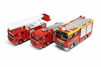 ATBS203 Tiny City Die-cast Model Car - BS03 HK FSD Vehicle Set Gift In Stock HAC
